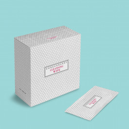 Code Concept cleaning wipes box - CODE CONCEPT-Sanitizer Program