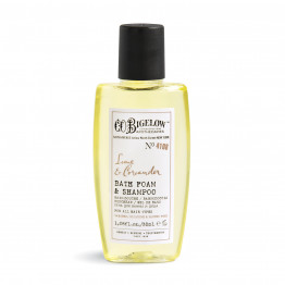 Co.Bigelow Bath foam and shampoo 32ml - CO BIGELOW-Lime & Coriander