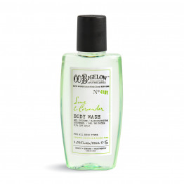 Co.Bigelow Bath foam 32ml - CO BIGELOW-Lime & Coriander