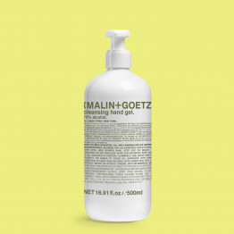 Malin+Goetz cleansing hand gel 500ml - MALIN+GOETZ -Sanitizer Program