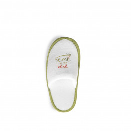 Closed toe kid slippers - SENSE' ECOBIO