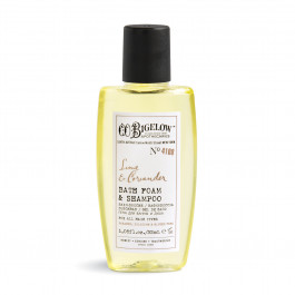 Bagnoschiuma e shampoo Co.Bigelow 32ml - CO BIGELOW-Lime & Coriander