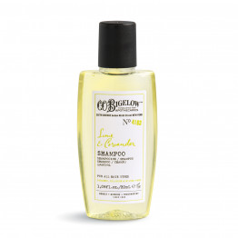 Shampoo Co.Bigelow 32ml - CO BIGELOW-Lime & Coriander